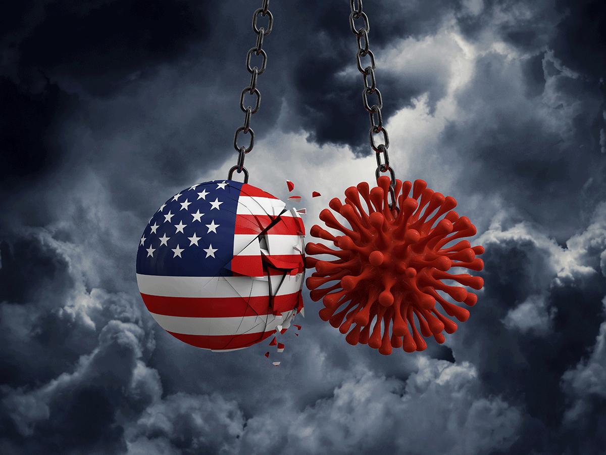 Κορωνοϊός κρούσματα ΗΠΑ: 2.731 νεκροί και 195.121 μολύνσεις σε 24 ώρες