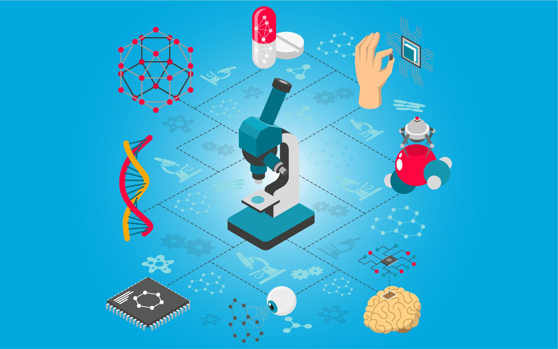 Νανοτεχνολογία ΑΠΘ: Εκτίμηση για την εξέλιξη της πανδημίας από ομάδα ερευνητών