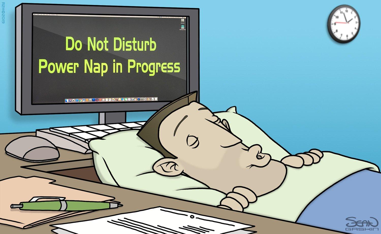 Power nap: Η πιο αποτελεσματική διάρκεια
