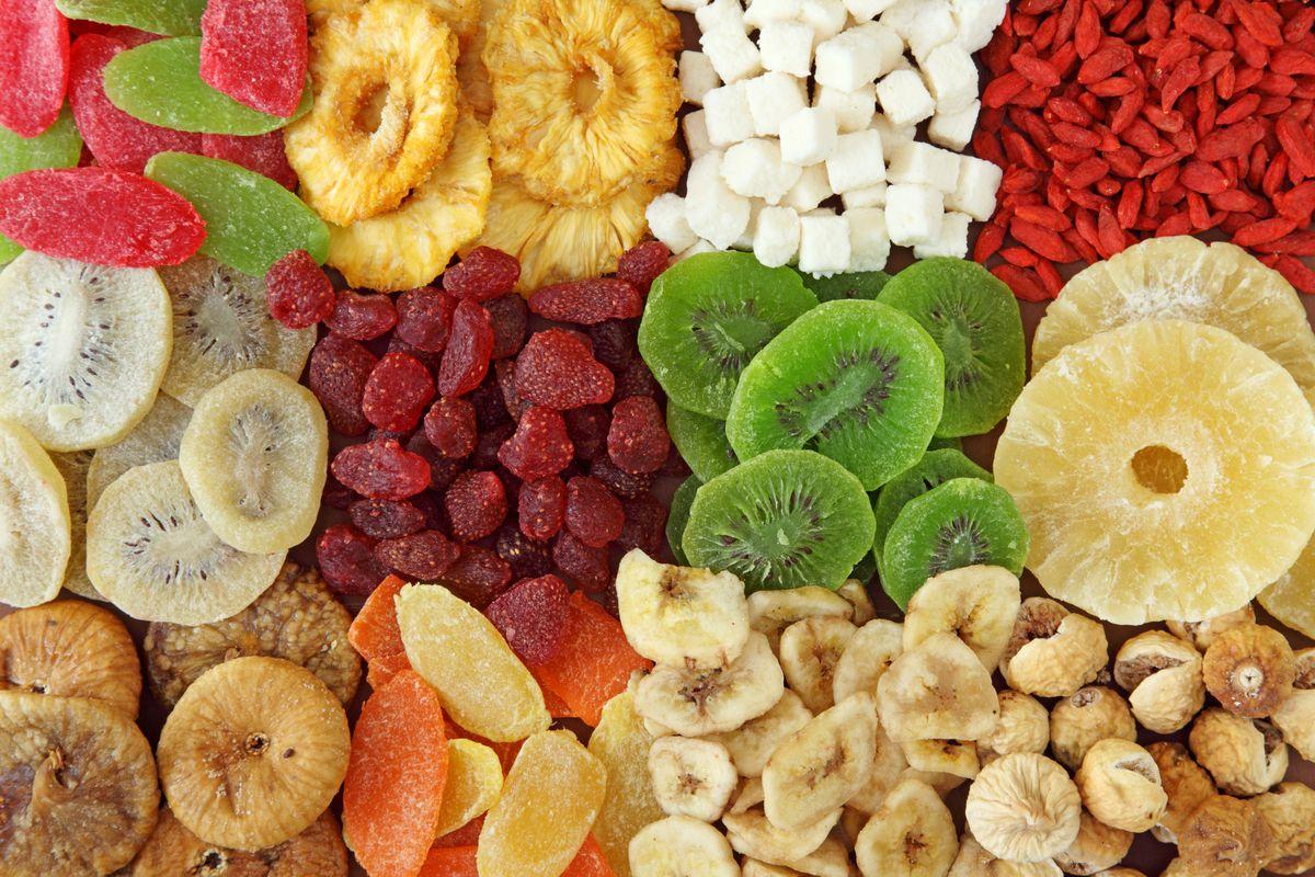 Αποξηραμένα φρούτα: Ευεργετική για την υγεία η κατανάλωσή τους