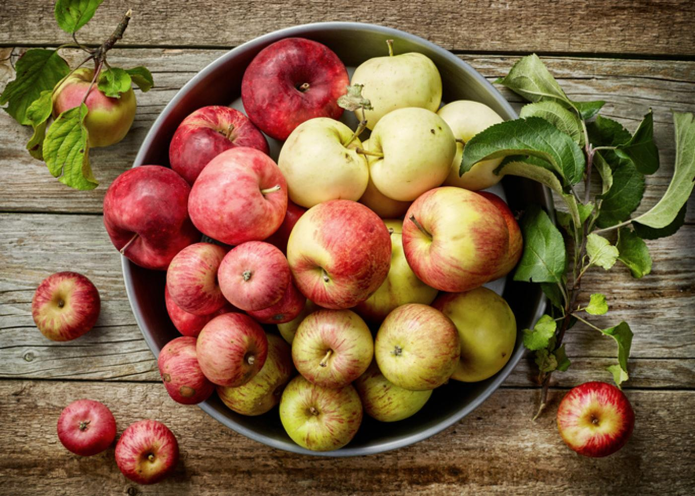 Διατροφή με μήλα: Τελικά τον γιατρό τον κάνουν πέρα