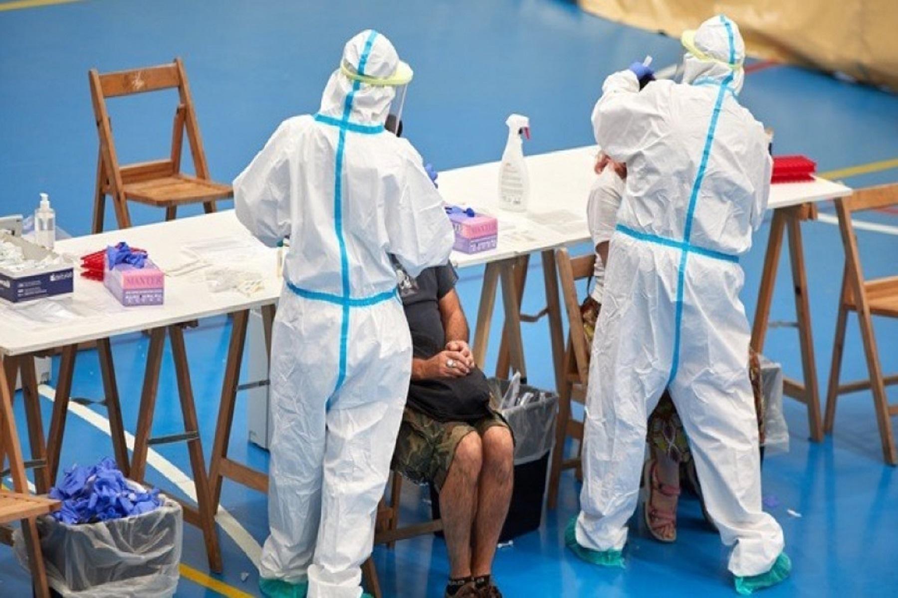 Ισπανία Εμβόλιο: Τήρηση μητρώου με όσους αρνηθούν να εμβολιαστούν