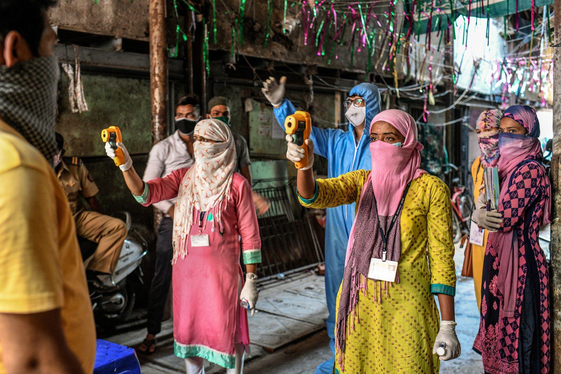 Ινδία covid-19: Έξι νέες περιπτώσεις μεταλλαγμένου ιού εντοπίστηκαν [pic,vid]