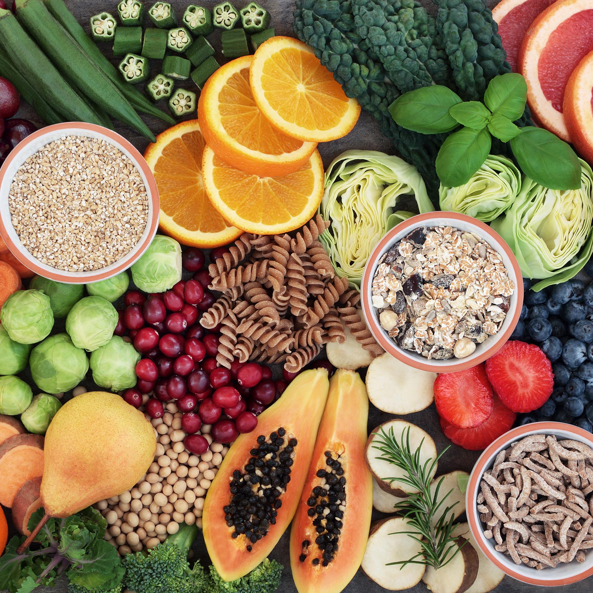 Φυτικές Ίνες Οφέλη: Ένας τραγανός σύμμαχος για καλή υγεία