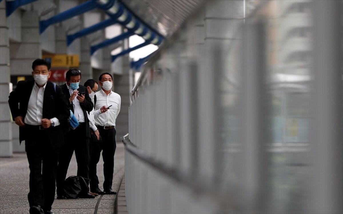 Κορωνοϊός μετάλλαξη: Συναγερμός στην Ιαπωνία για νέα παράλλαξη του κορωνοϊού