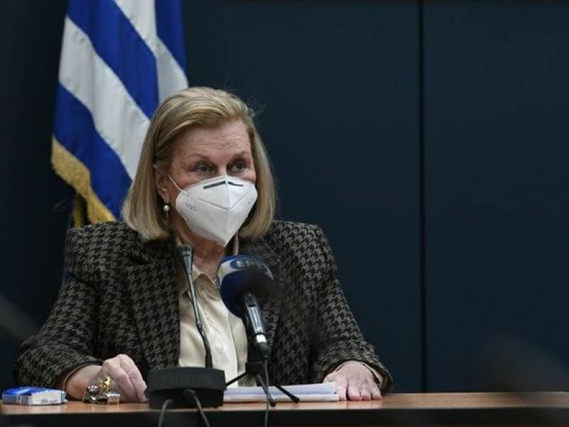 Θεοδωρίδου: Και στους άνω των 65 ετών το εμβόλιο της AstraZeneca στην Ελλάδα