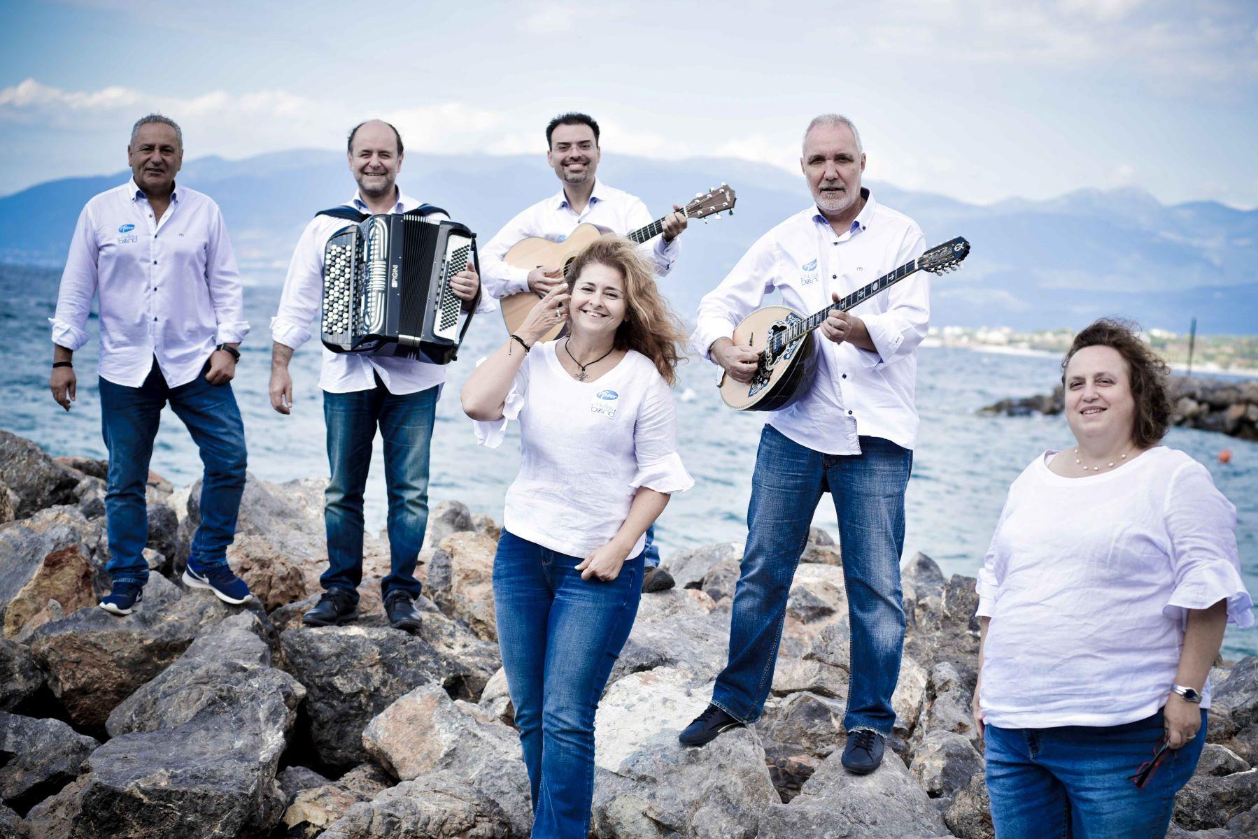 Pfizer Hellas Band: Τιμήθηκε με το Βραβείο Νικολάου Καρόλου