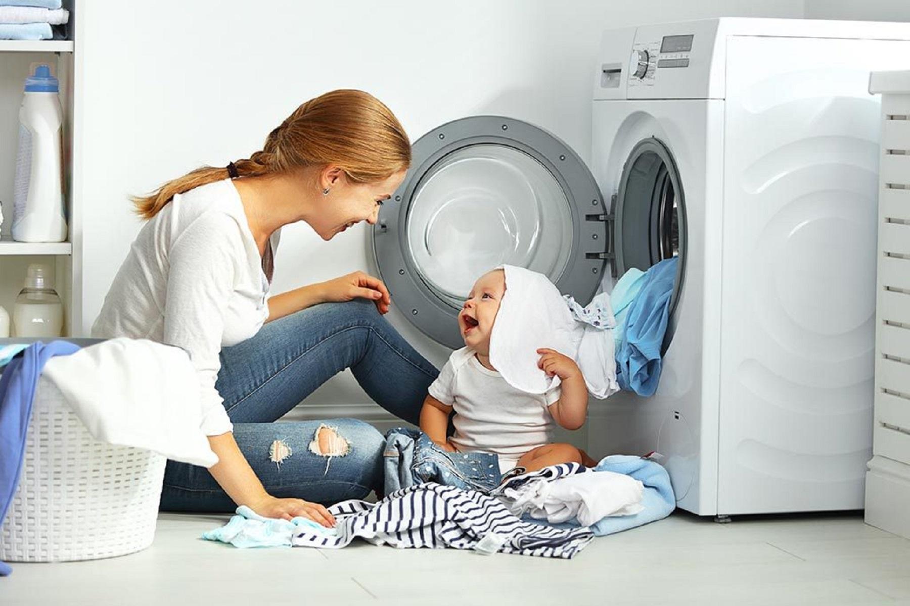 Πλυντήριο Βακτήρια: Μέτρα διατήρησης των ρούχων μακριά από βλαβερούς μικροοργανισμούς