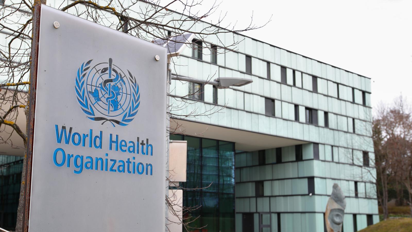 ΠΟΥ: Η πανδημία έφερε στο φως τις αδυναμίες του Παγκόσμιου Οργανισμού Υγείας