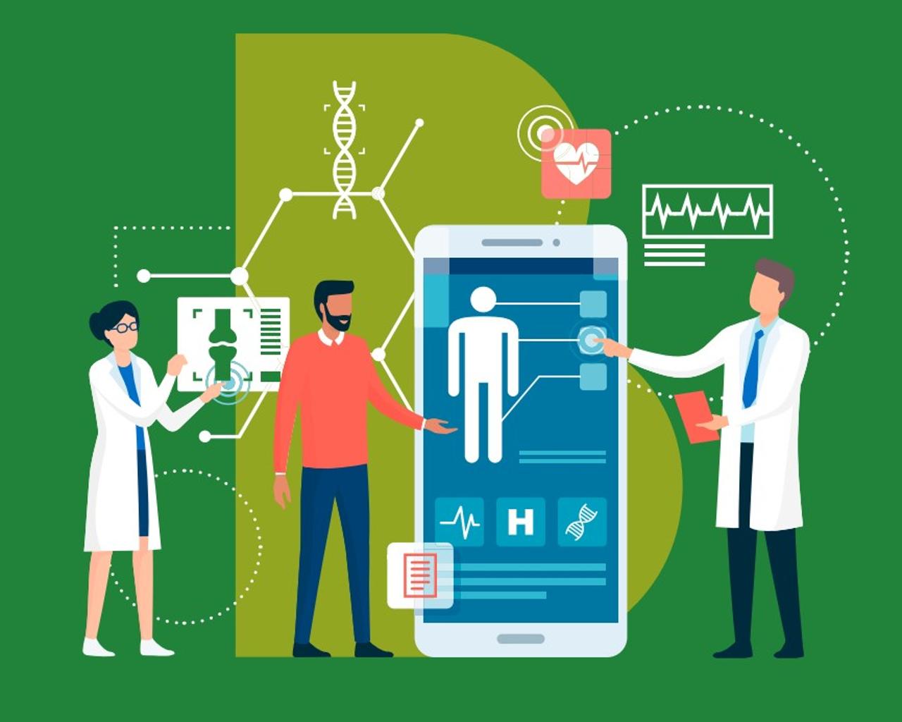 Ψηφιακή υγεία φαρμακευτική: Πώς μπορούν να αξιοποιηθούν τα κέρδη της [vid]
