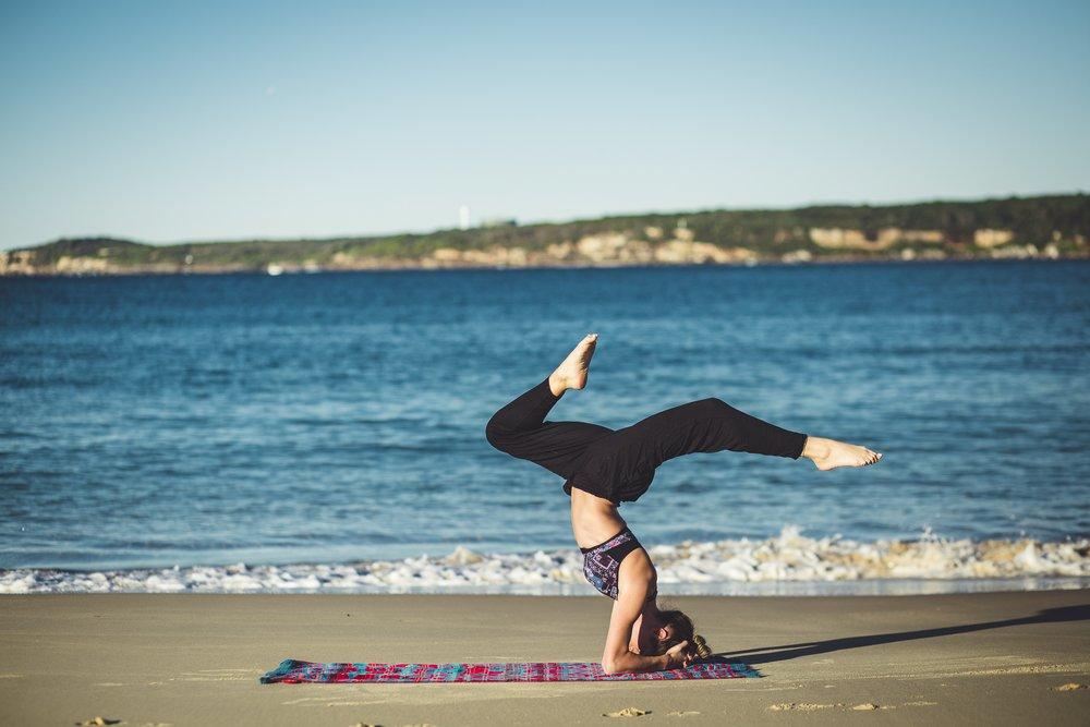 Αθλητισμός: Η γιόγκα ανακουφίζει το στρες και ανεβάζει τη διάθεση [vid]