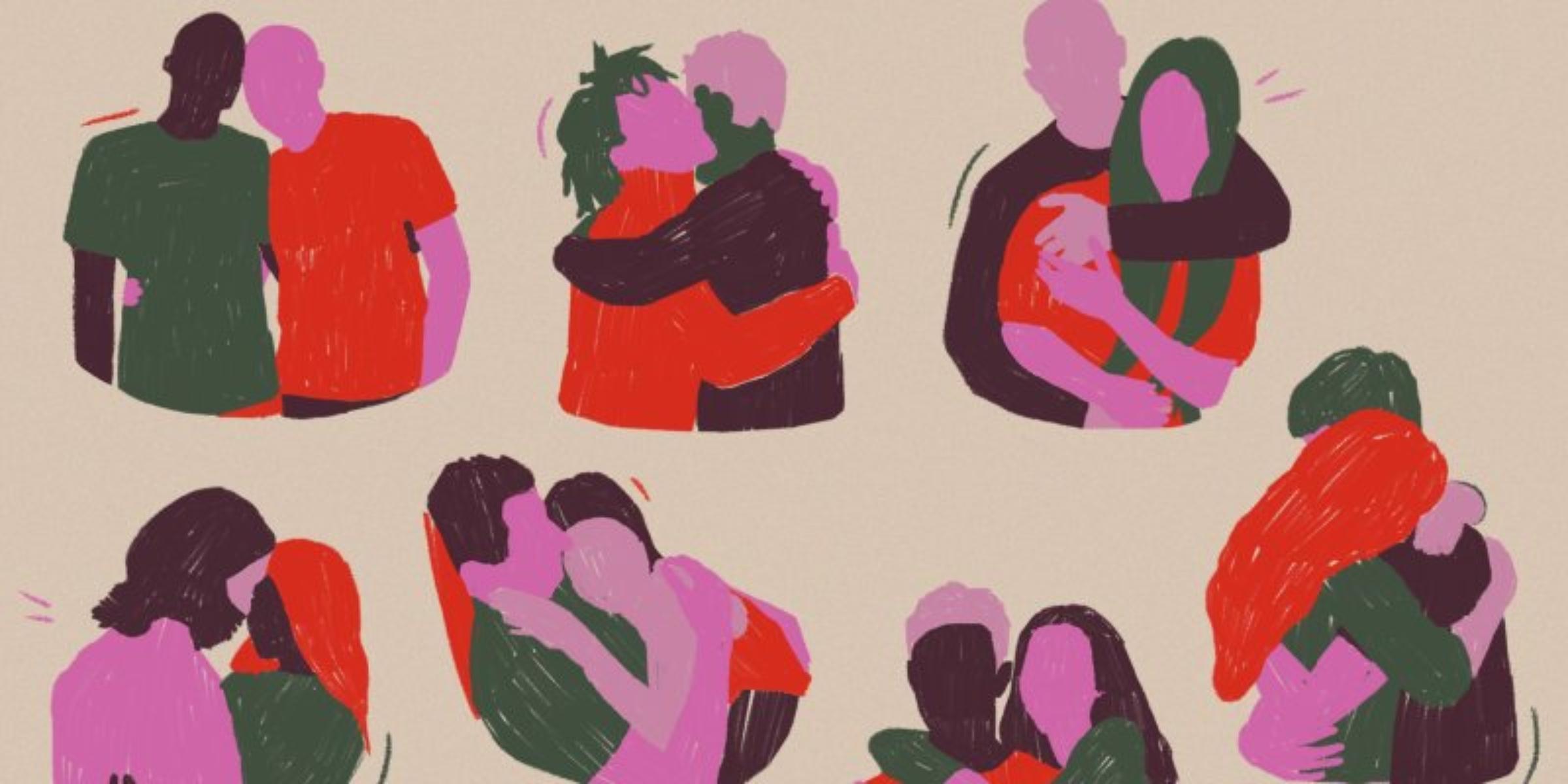 Σχέσεις: Αυτοί είναι οι έξι τύποι αγκαλιάς και η ερμηνεία τους