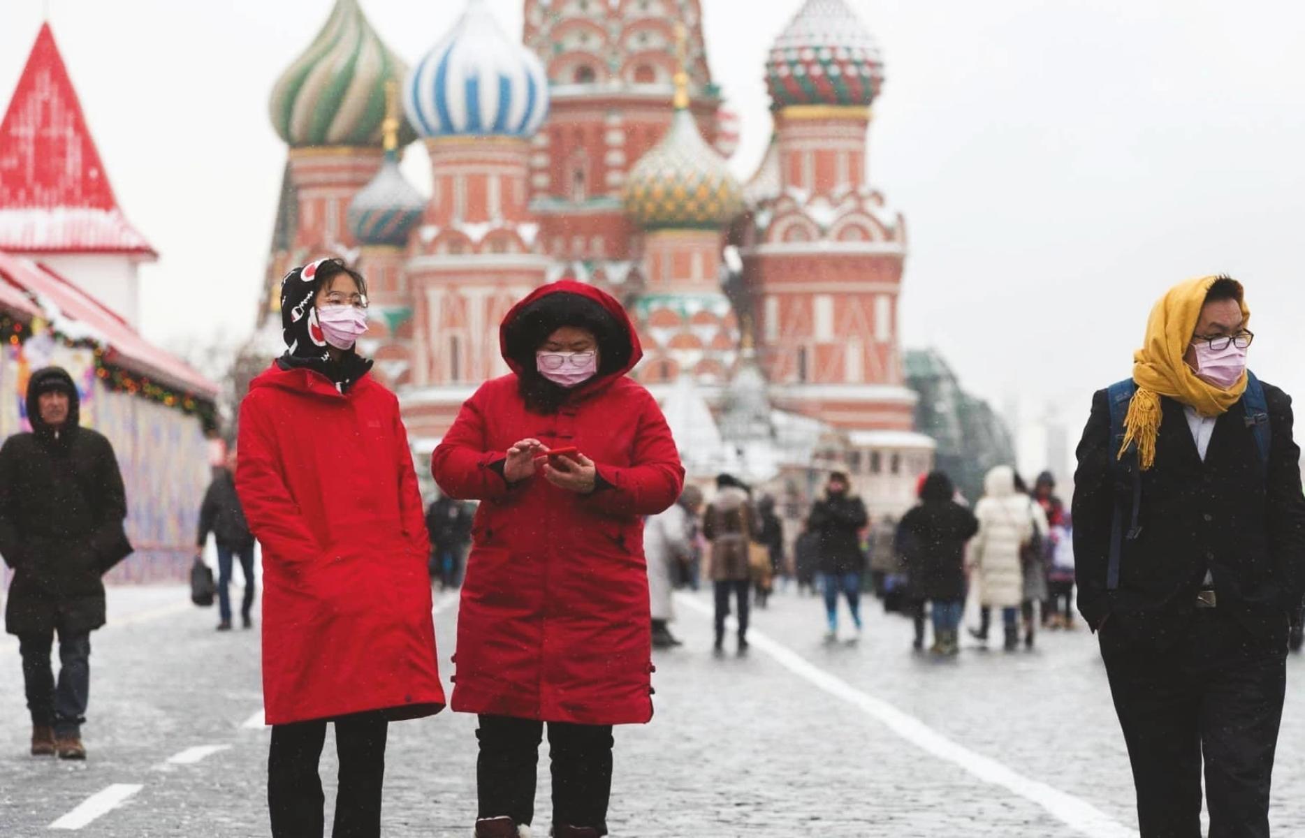 Ρωσία: Ο πληθυσμός συρρικνώθηκε κατά μισό εκατομμύριο