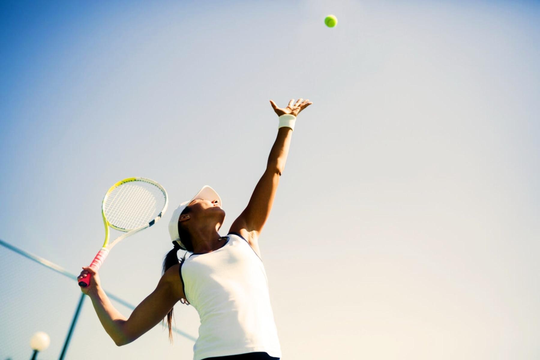 'Αθλητισμός Τένις: Ψυχολογικές δεξιότητες