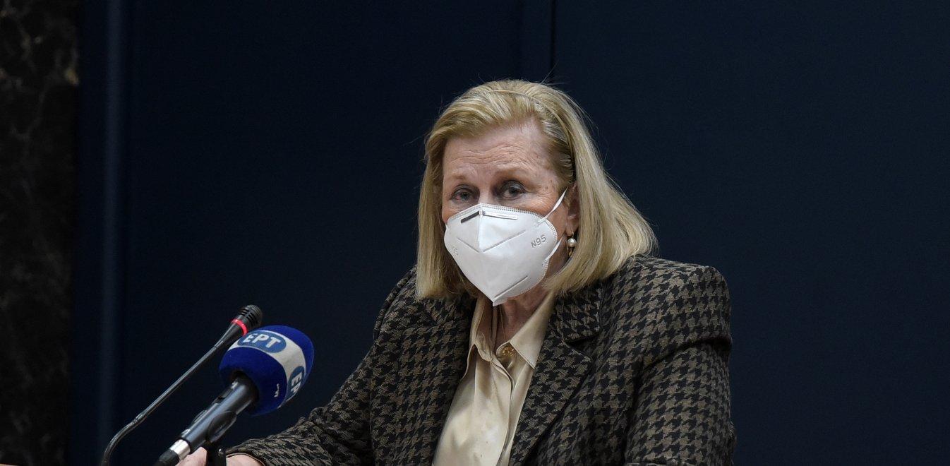 Μαρία Θεοδωρίδου Επιτροπή Εμβολιασμών: Πρέπει οπωσδήποτε να γίνουν και οι δύο δόσεις [vid]