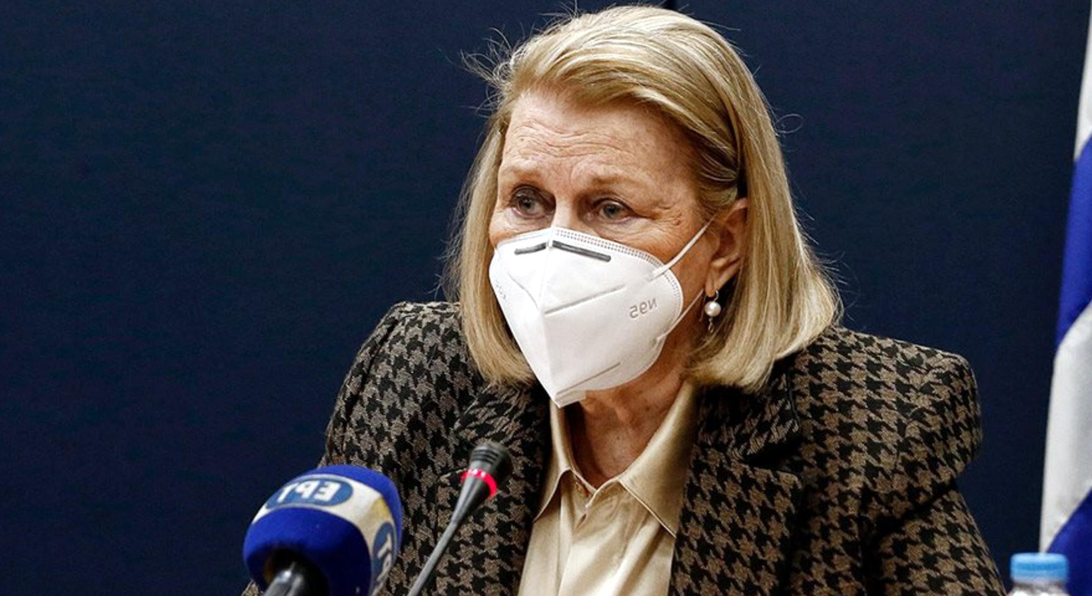 Μαρία Θεοδωρίδου Επιτροπή Εμβολιασμών: Ανάγκη για παγκόσμια συμβολική χειραψία [vid]