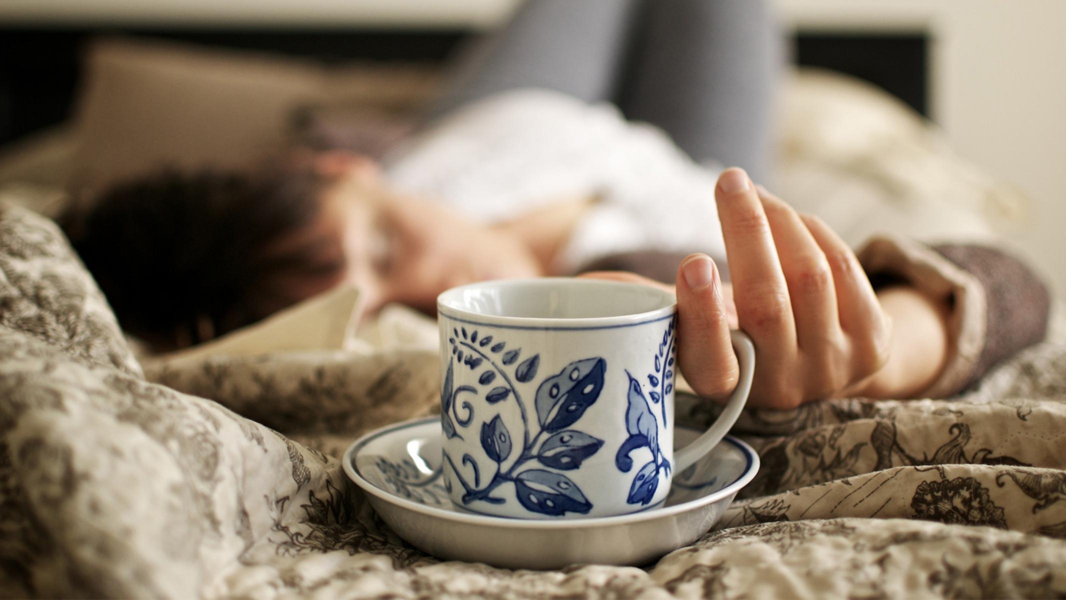 Καφεΐνη και ύπνος: Ένας καφές πριν τον ύπνο είναι τελικά εμπόδιο