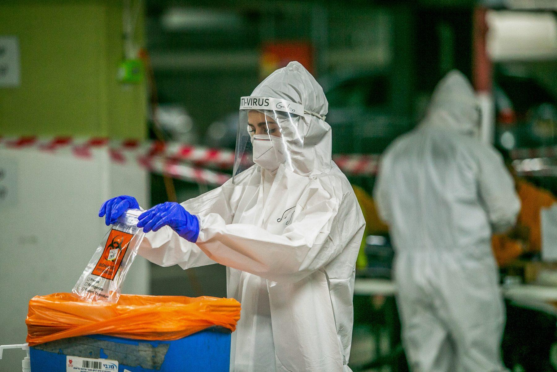 Νέα μετάλλαξη του ιού του κορωνοϊού: Τι ξέρουμε – 1ο κρούσμα και σε Γερμανία