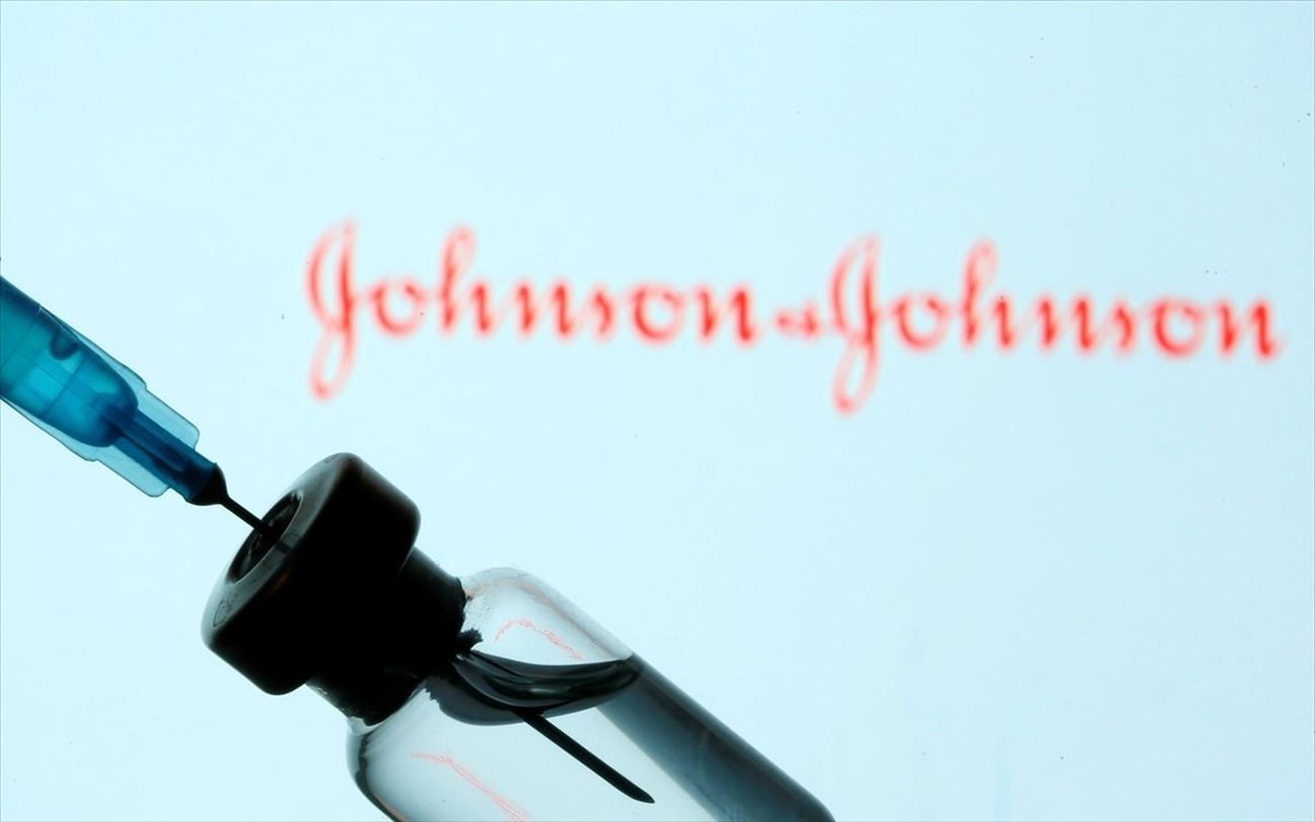 Johnson & Johnson: Αποτελεσματική κατά 66% μια δόση του εμβολίου