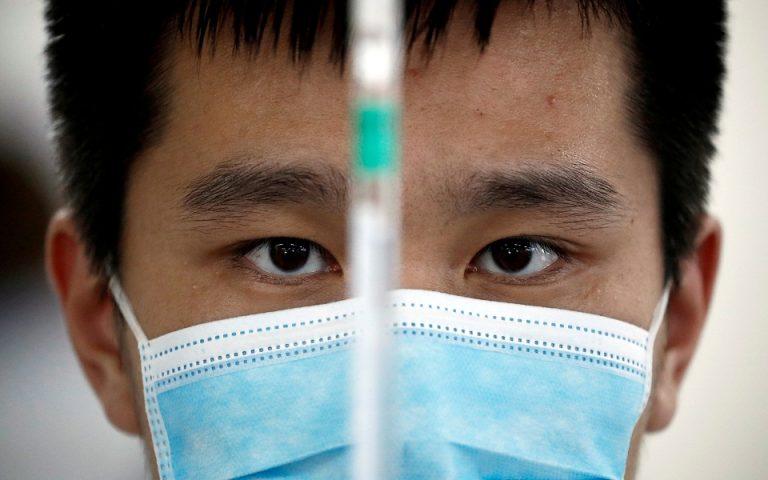 Κορωνοϊός: Το κινεζικό εμβόλιο χορηγήθηκε σε υψηλόβαθμους αξιωματούχους στην Ιορδανία