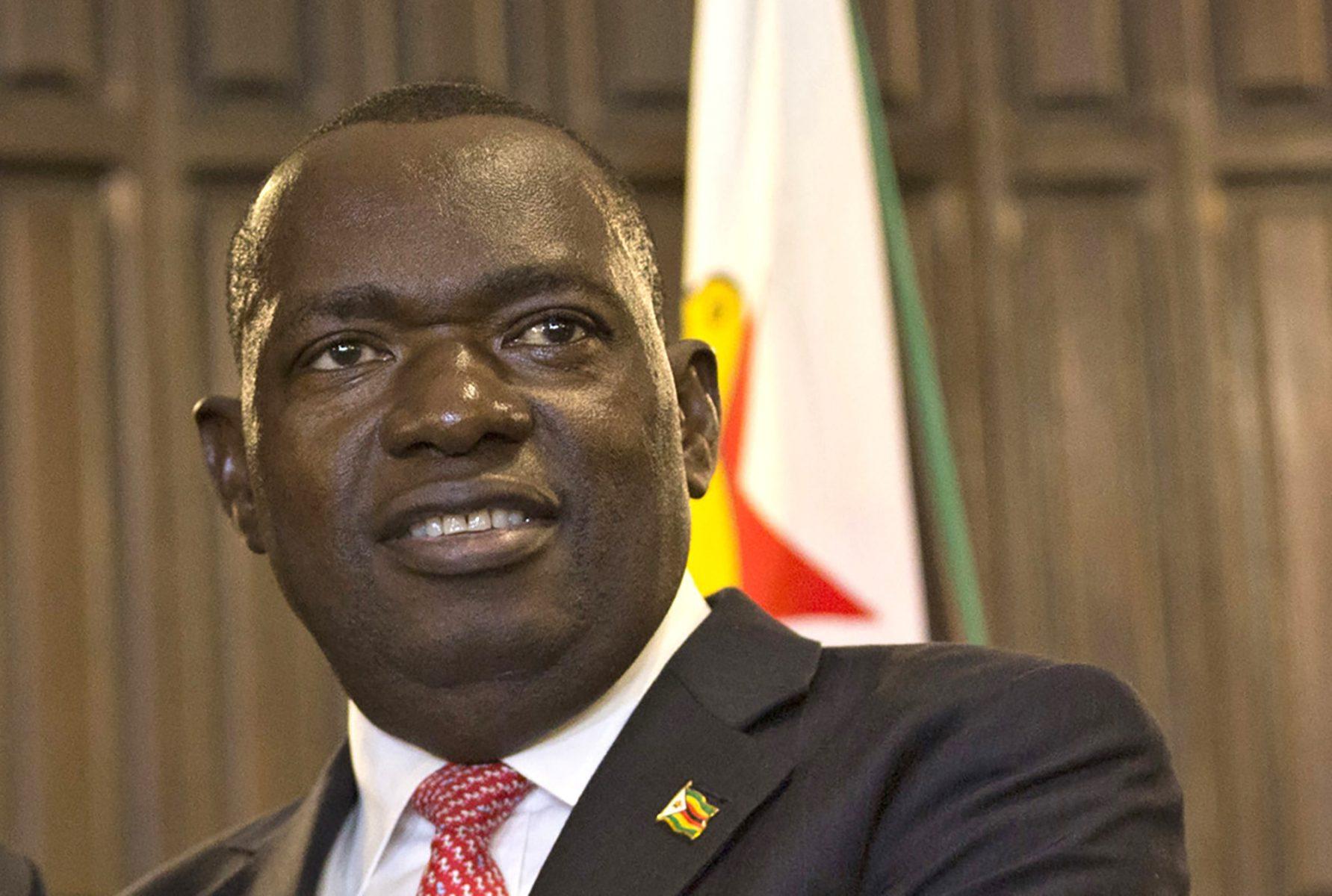 Κορωνοϊός: Πέθανε από covid-19 ο Υπουργός Εξωτερικών της Ζιμπάμπουε