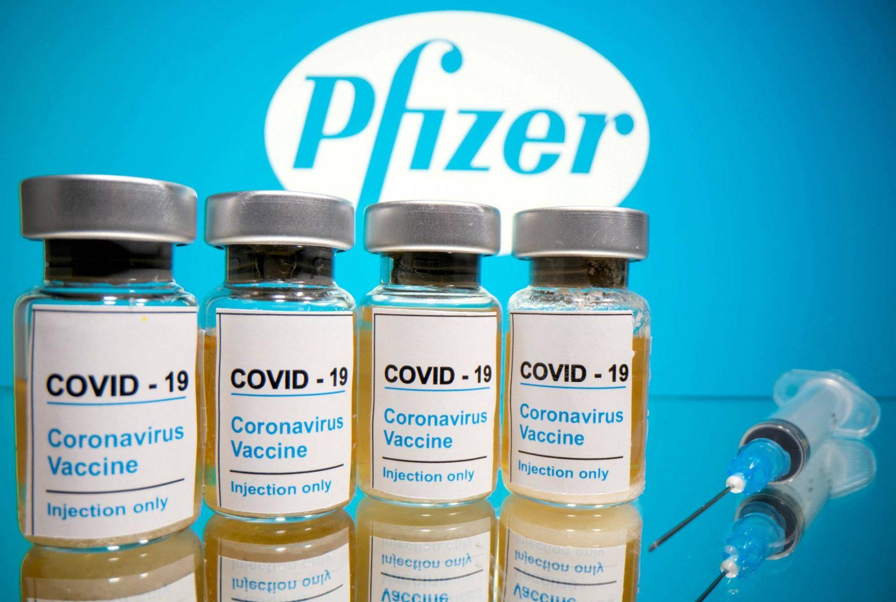 ΒΜΑ Βρετανία Pfizer & BioNTech: Μείωση του διαστήματος ανάμεσα στις δύο δόσεις του εμβολίου