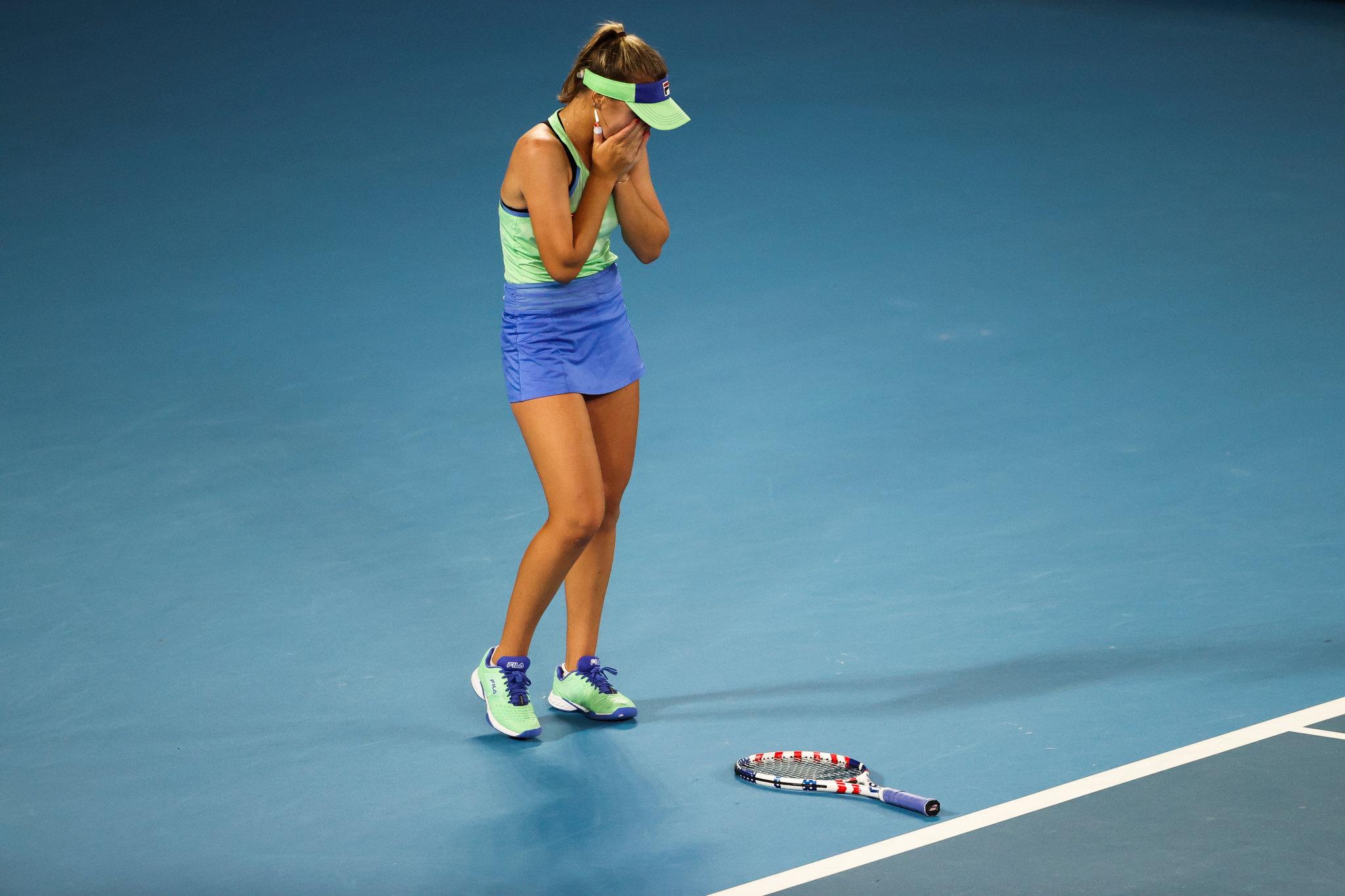 Δύο ακόμη τενίστες του Australian Open «θετικοί» στον κορωνοϊό