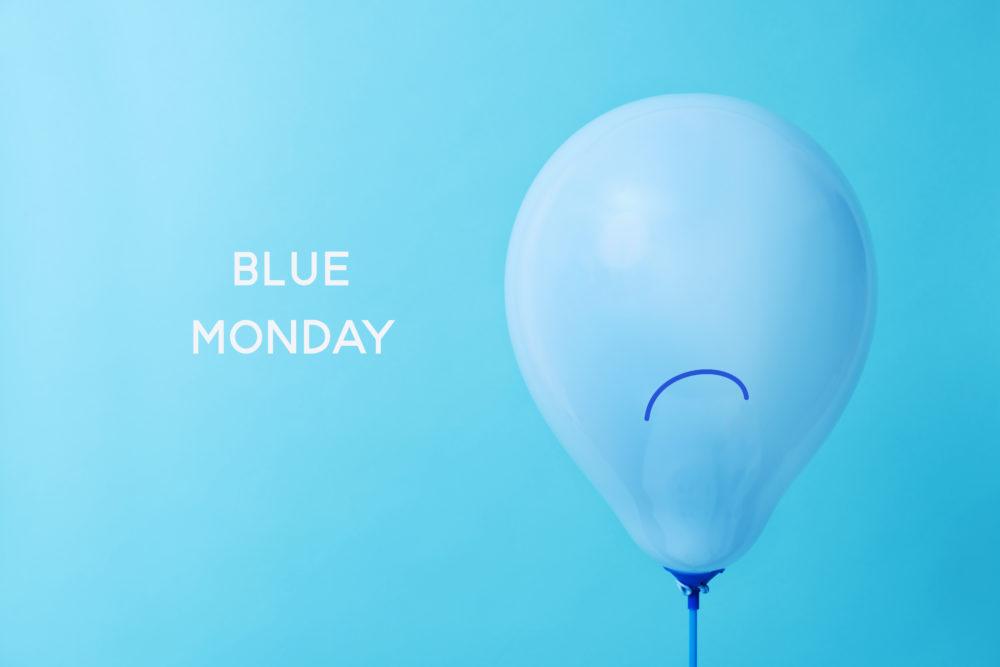 Blue Monday 2021: Σήμερα η πιο μελαγχολική μέρα του χρόνου