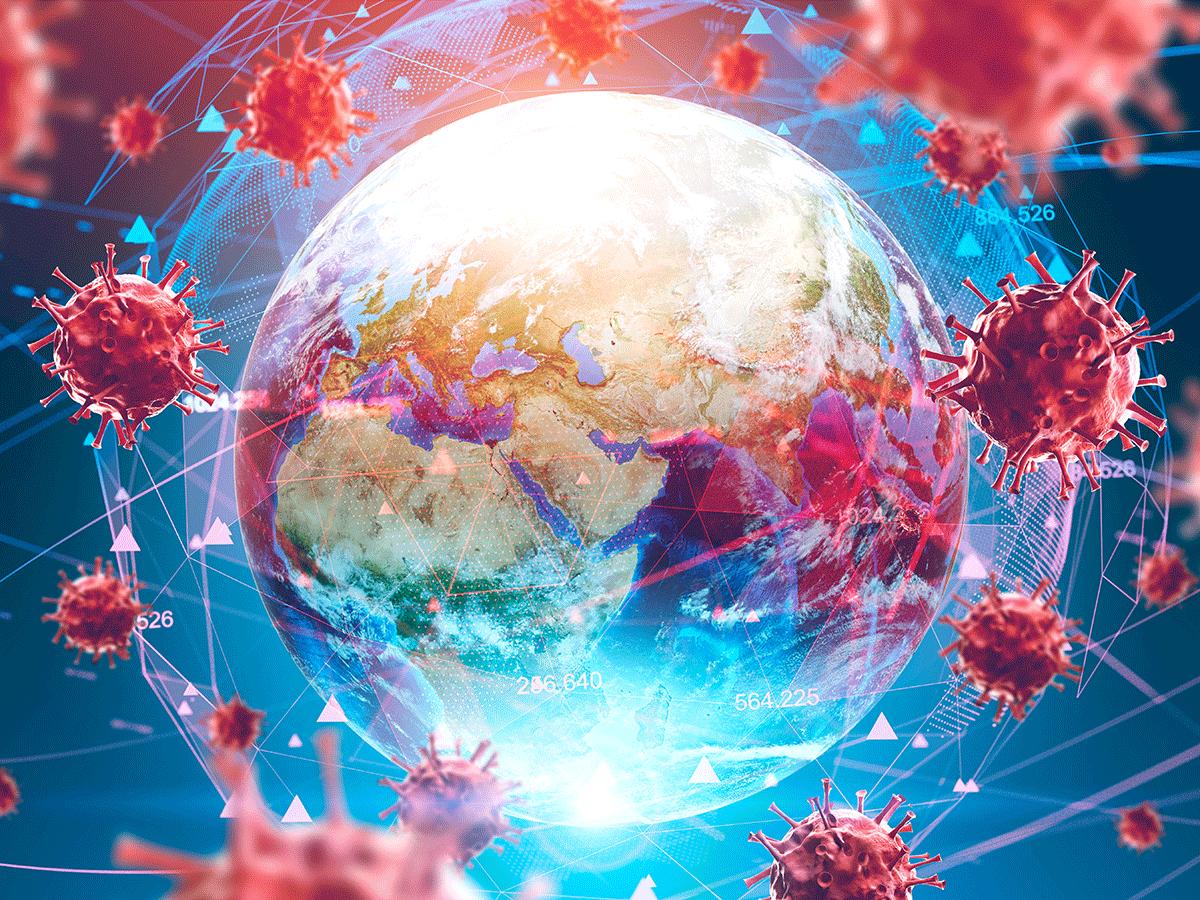 Κορωνοϊός Μετάλλαξη: Το Κέντρο Ελέγχου Πρόληψης και Ασθενειών ανησυχεί για επιδείνωση της πανδημίας