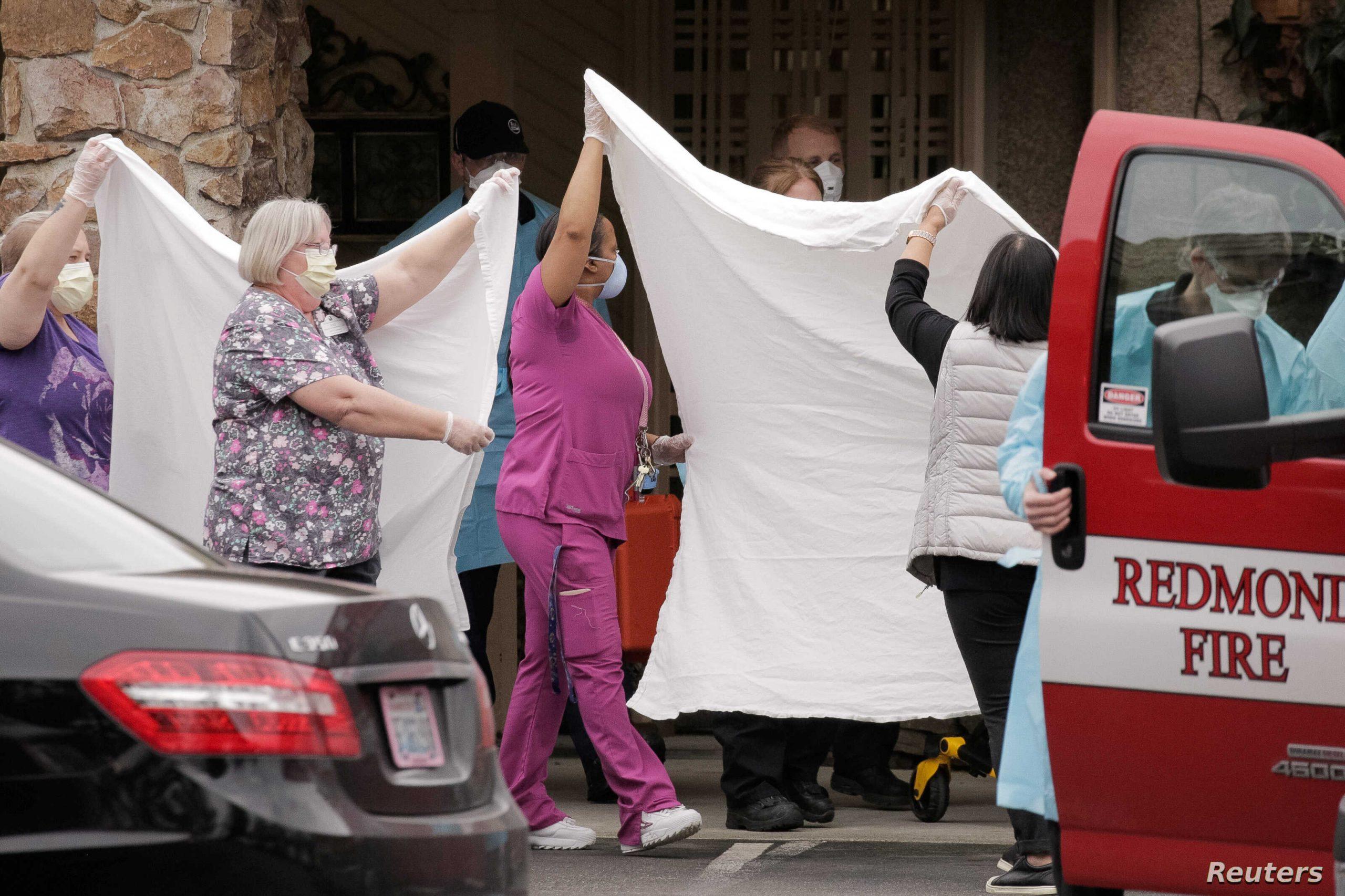 Πανδημια Covid 19: Ρεκόρ θανάτων ανά ημέρα για τις ΗΠΑ