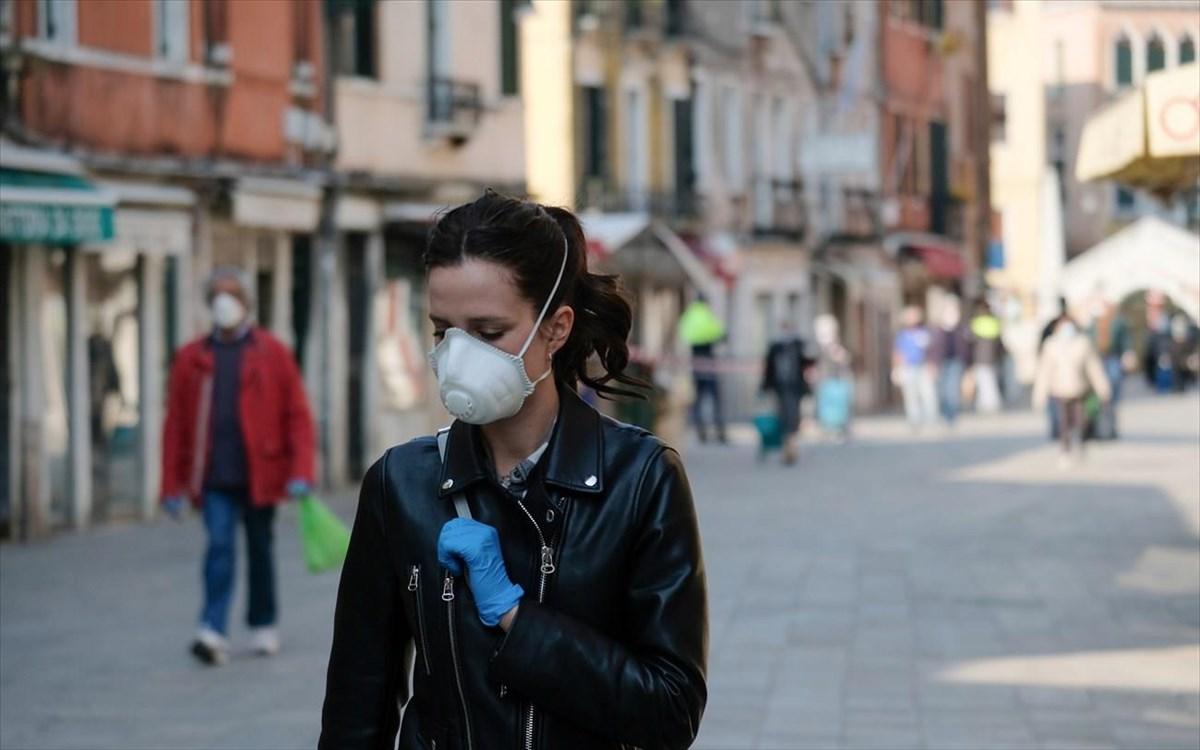 Κορωνοϊός-Ιταλία: 12.415 κρούσματα – 377 νεκροί σε μια μέρα