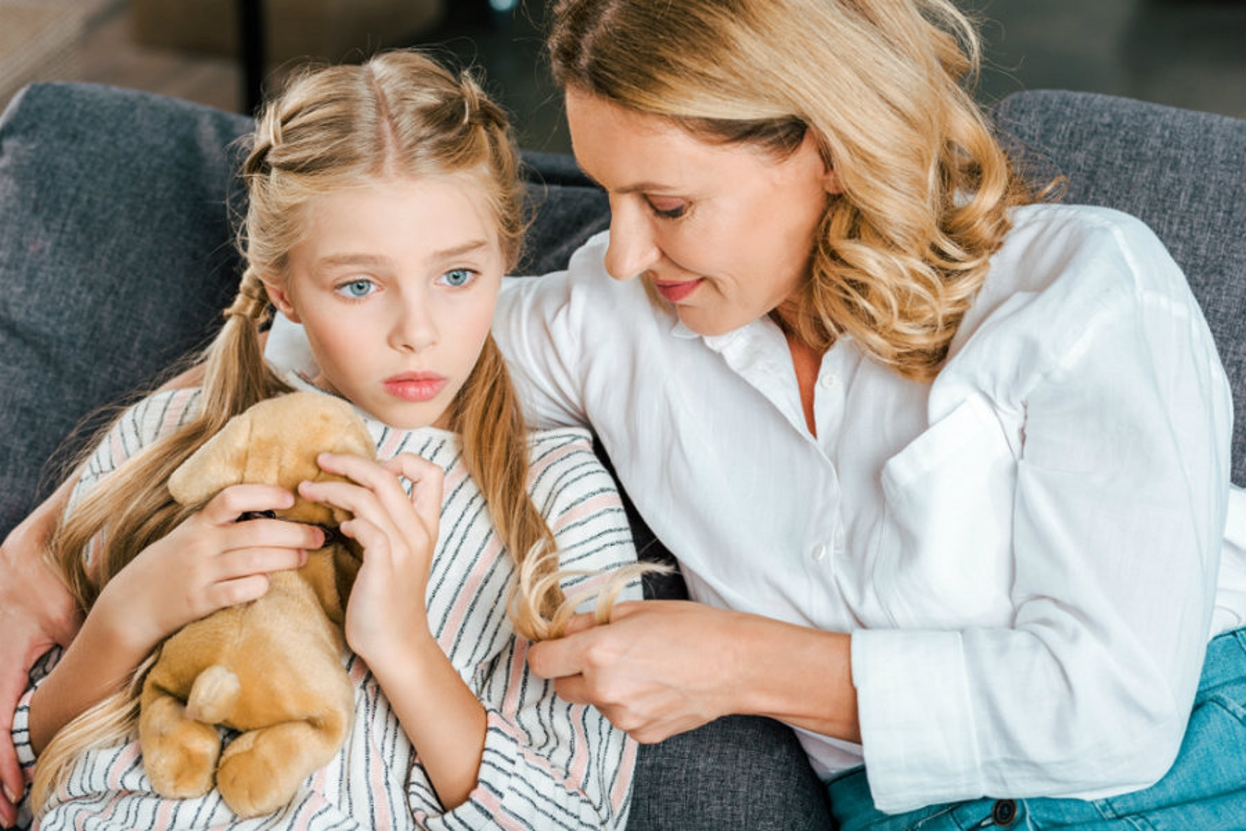 Κακοποίηση Σεξουαλική: Πώς μπορείτε να ενημερώσετε το παιδί σας προληπτικά