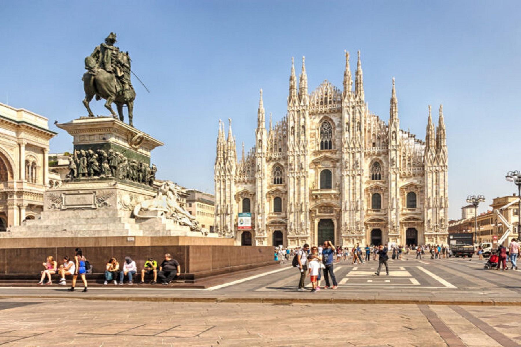 Μιλάνο Κάπνισμα: Η πρώτη ιταλική πόλη που εφαρμόζει αντικαπνιστικό νόμο σε εξωτερικούς δημόσιους χώρους