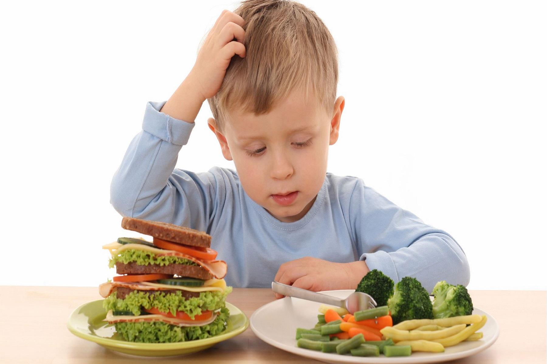 Υπερτροφές Παιδιά: Προτάσεις για διατροφικό μενού γρήγορης και σημαντικής ανάπτυξής τους