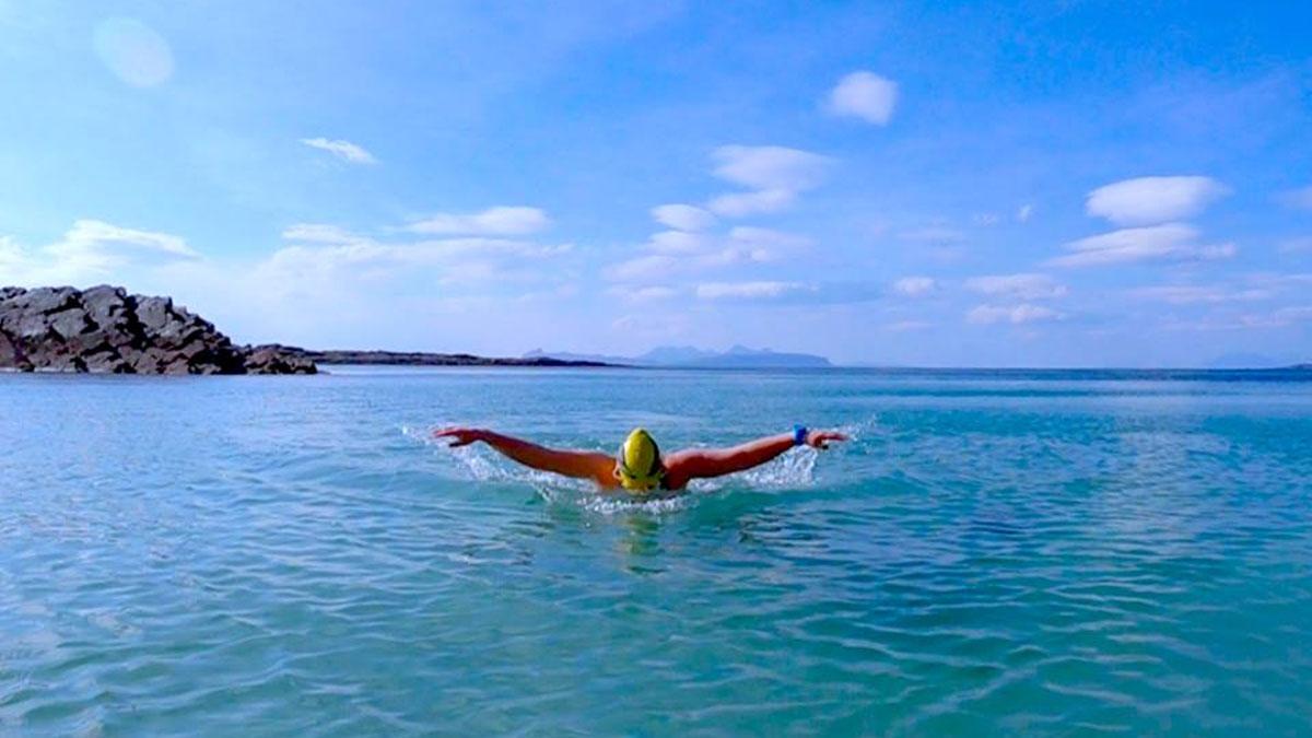 Το κολύμπι είναι μακράν η καλύτερη άσκηση για όλο το σώμα