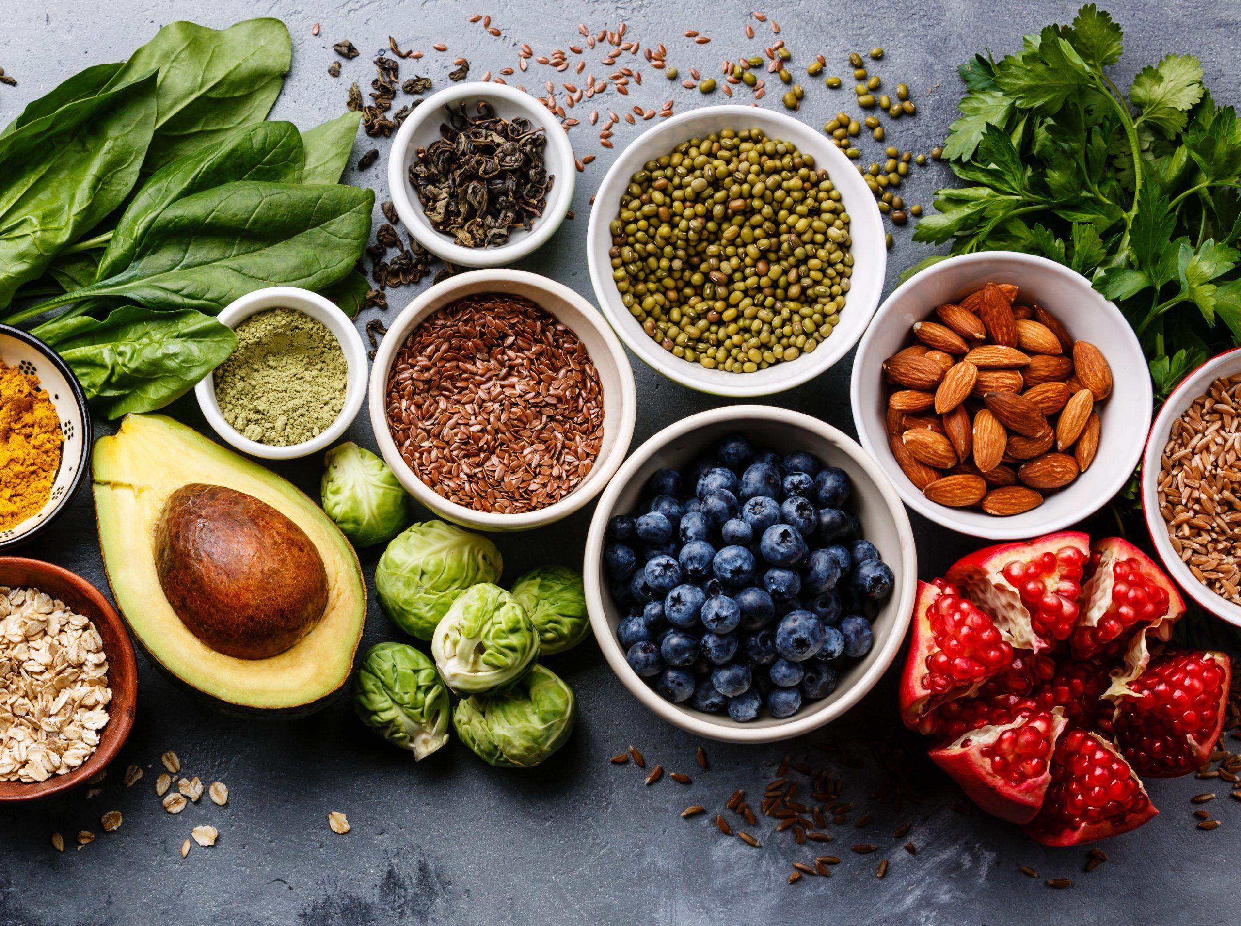 Superfoods: Οι νέες τάσεις στις υπερτροφές