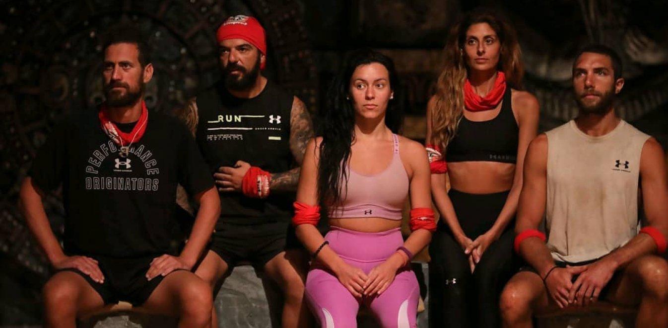 Survivor 2021: Ένταση στα κόκκινα μεταξύ των δύο ομάδων