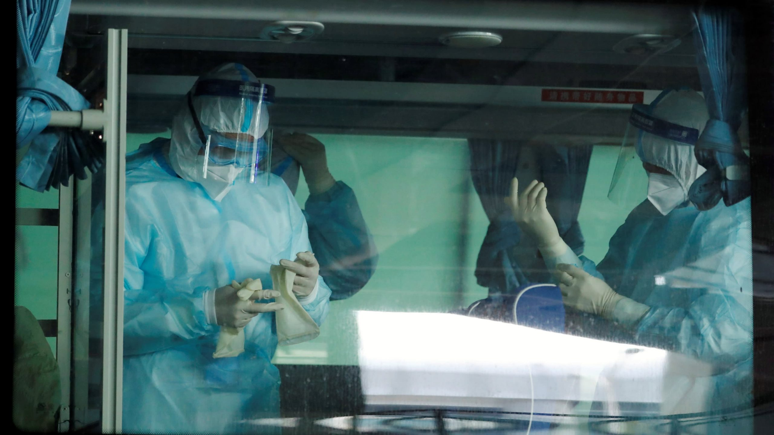 Πανδημια Covid 19: Μετά από διαπραγματεύσεις ο ΠΟΥ ερευνά στην Κίνα την αρχή της πανδημίας