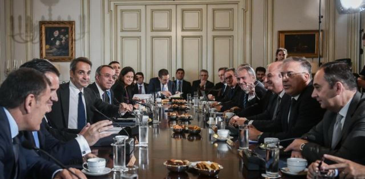 Ανασχηματισμός υπουργικό συμβούλιο Μητσοτάκης: Στις 12 οι ανακοινώσεις στη γενική γραμματεία τύπου