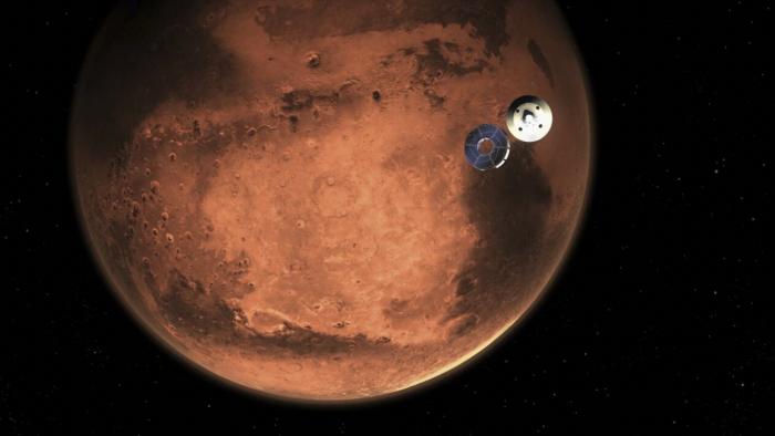 NASA: Προσεδαφίστηκε το Perseverance στον Άρη – Οι πρώτες εικόνες [vid]