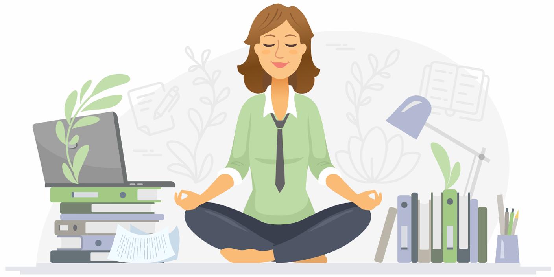 Αυτοφροντίδα Άγχος: Τελικά πόσο αναπόφευκτη είναι η εργασιακή πίεση