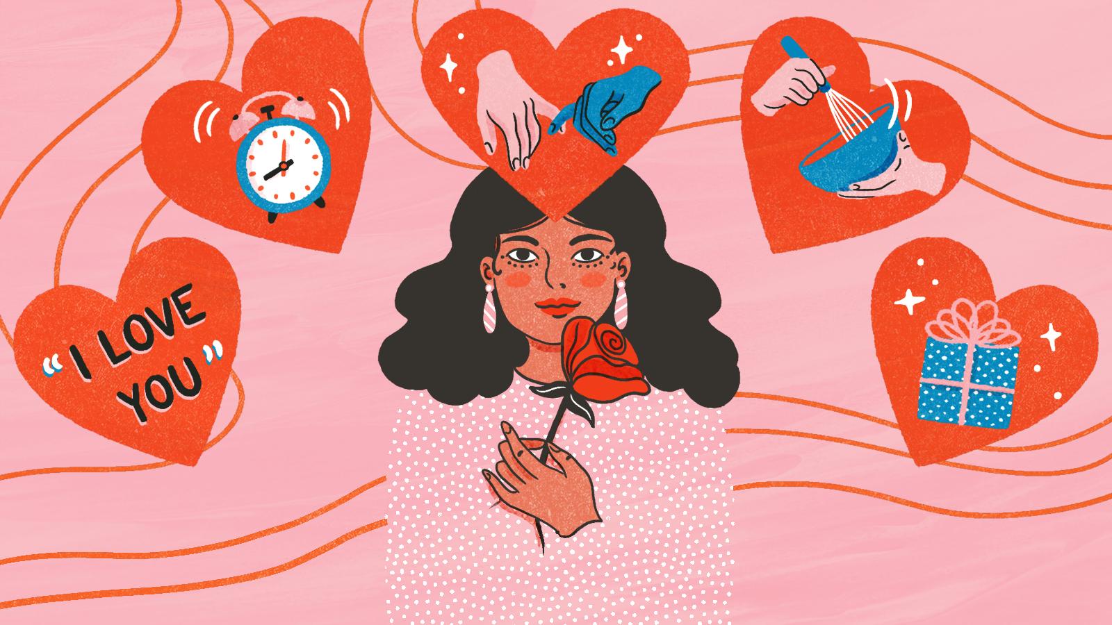 Οι πέντε γλώσσες της αγάπης: Το μυστικό για μια αγάπη που διαρκεί