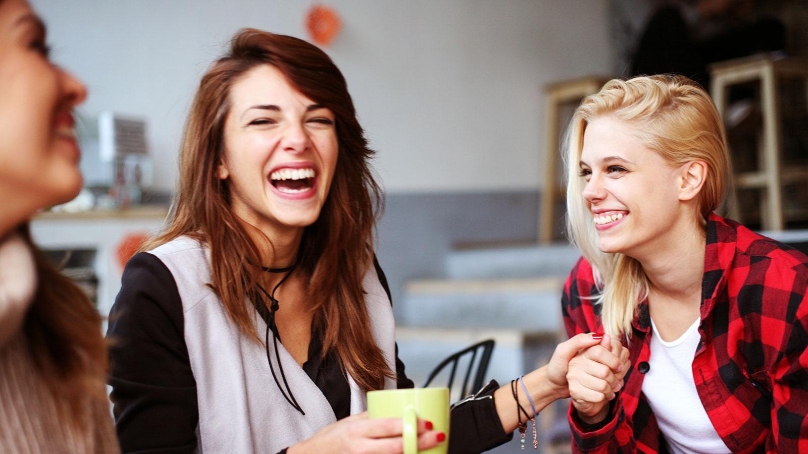 Καλή διάθεση: Τα οφέλη του γέλιου
