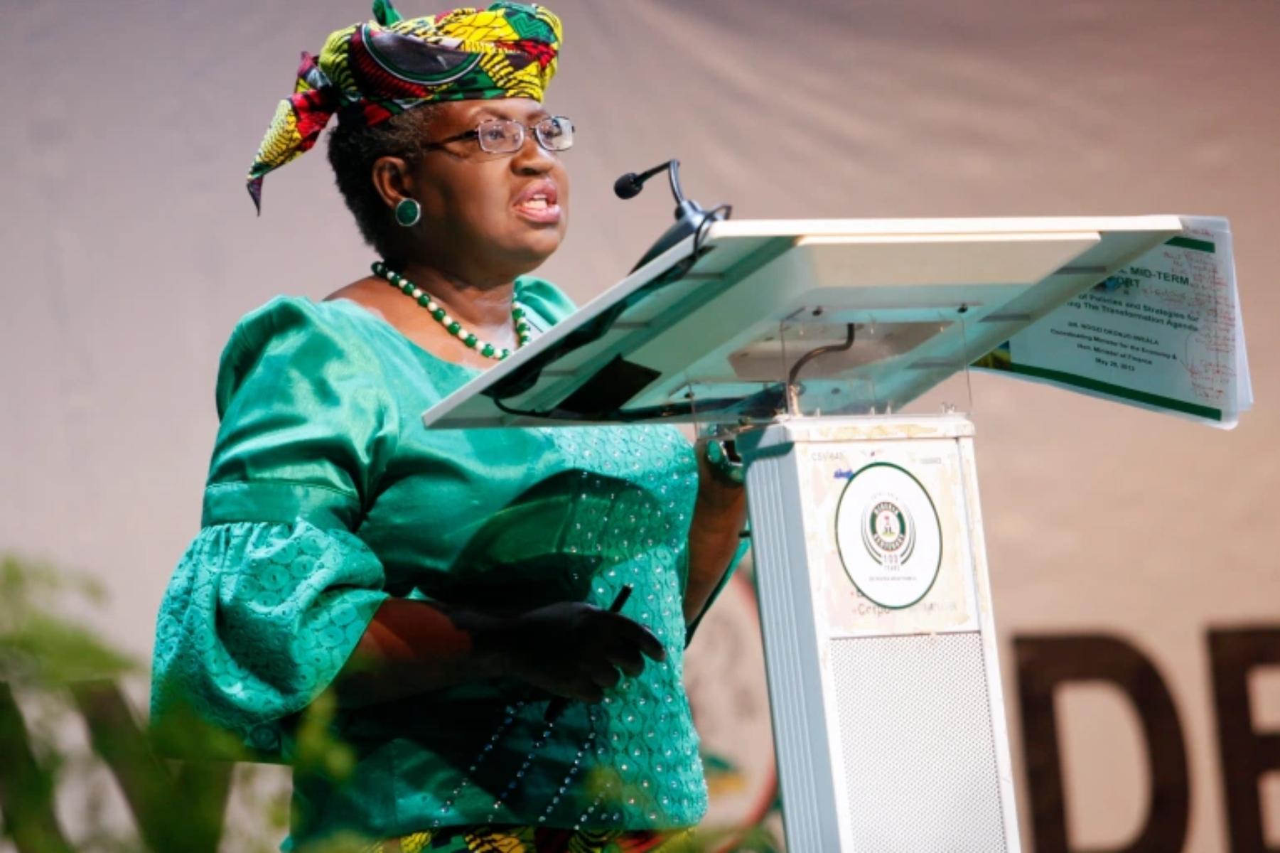 Ngozi Okonjo-Iweala: O εθνικισμός των εμβολίων θα βλάψει όλες τις χώρες