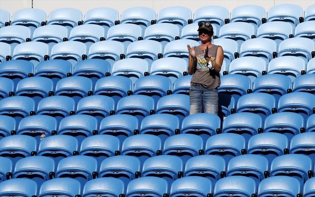 Ξανακλειδώνει το Australian Open με κρούσμα της μετάλλαξης του Ηνωμένου Βασιλείου