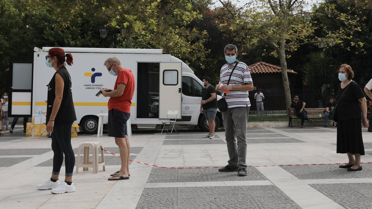 Κορωνοϊός μέτρα περιφέρεια: Προς σκληρό lockdown Αχαΐα, Ρέθυμνο, Εύβοια