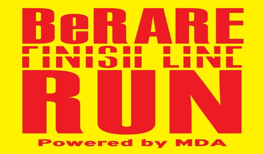 Lavipharm:Μεγάλος χορηγός του Be Rare Finish Line Run powered by MDA