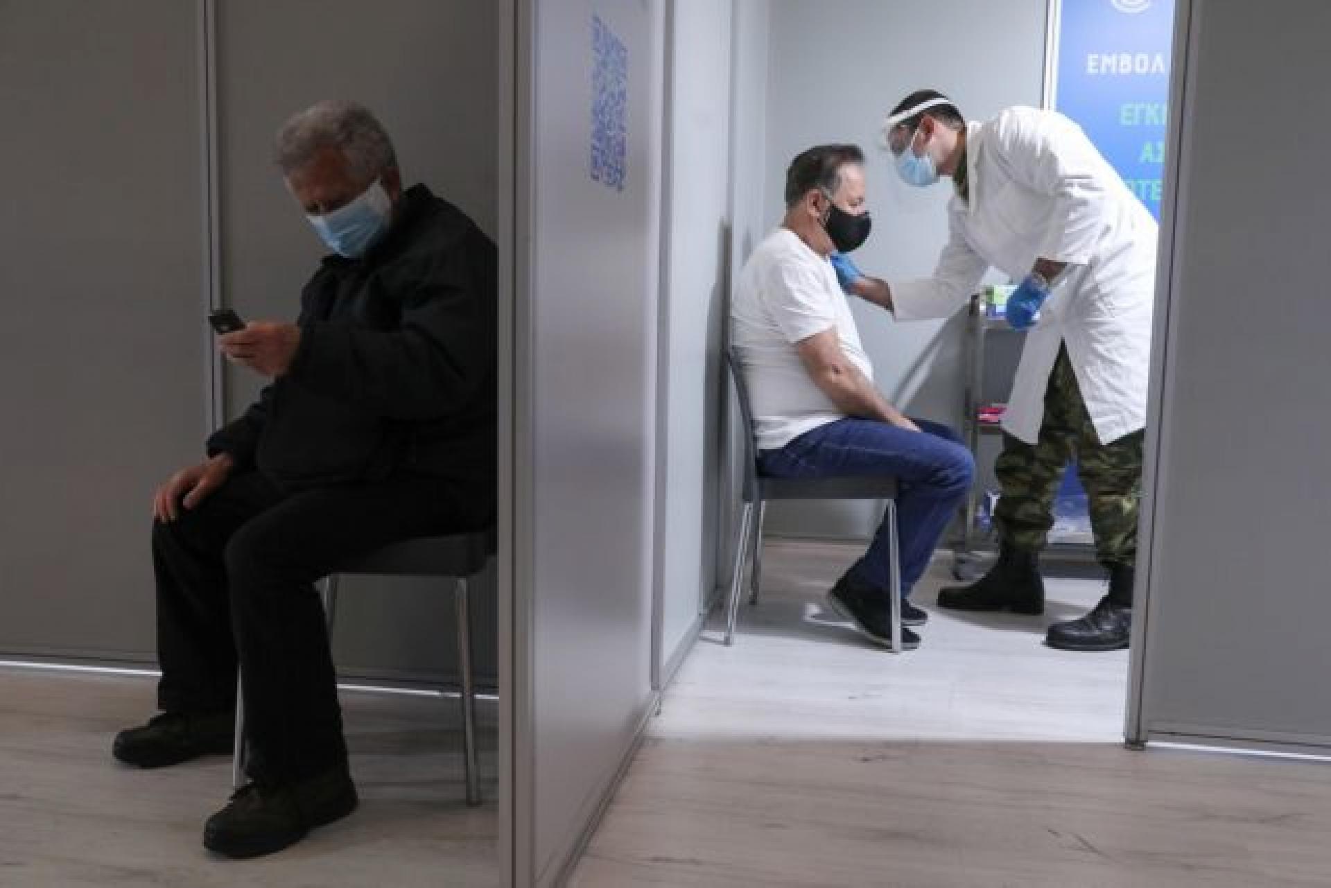 Έκτακτη Ενημέρωση: Αναβάλλονται οι εμβολιασμοί στην Αττική