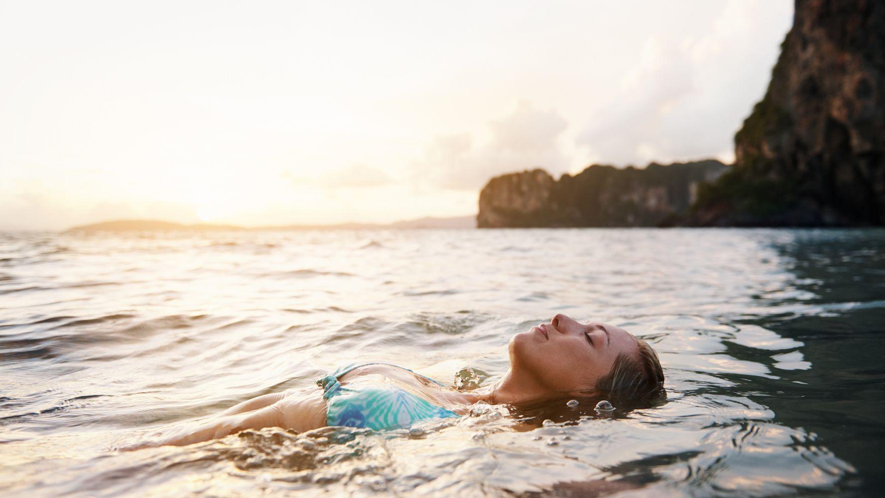 Θάλασσα: Τρία οφέλη της θαλάσσιας κολύμβησης