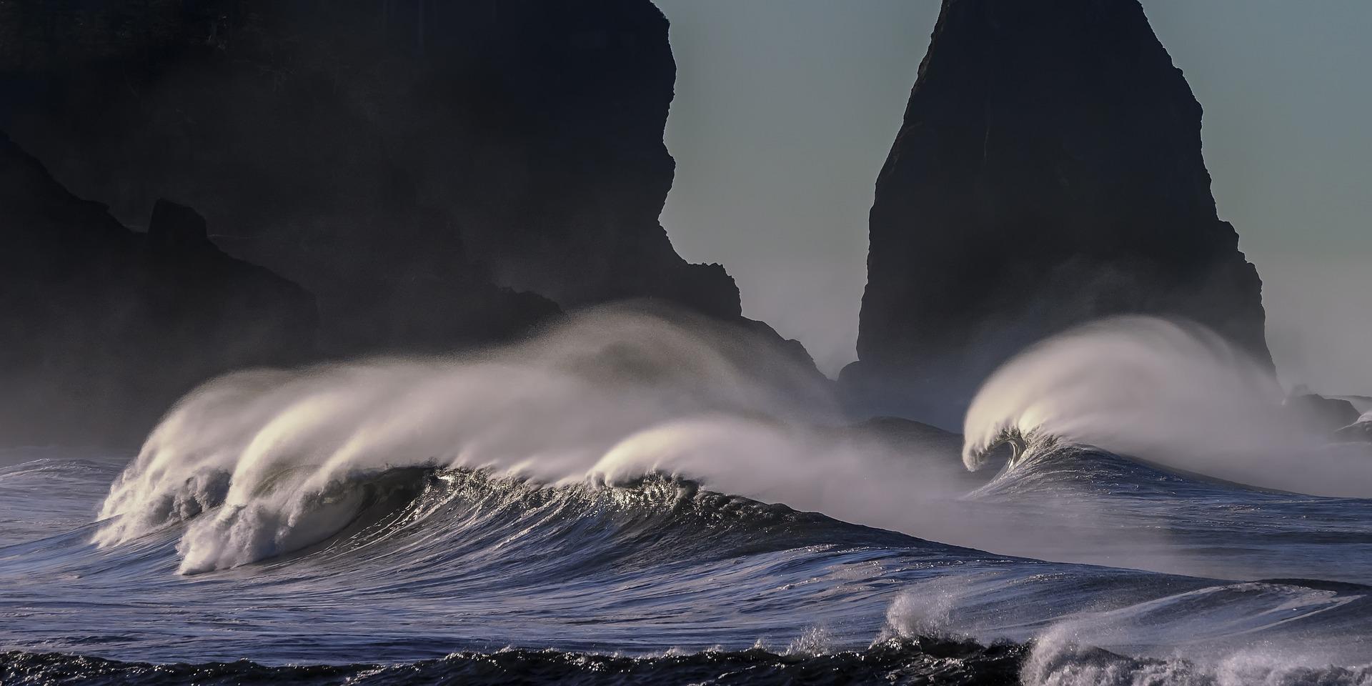 Θάλασσα: Τα αρνητικά ιόντα προάγουν θετική διάθεση